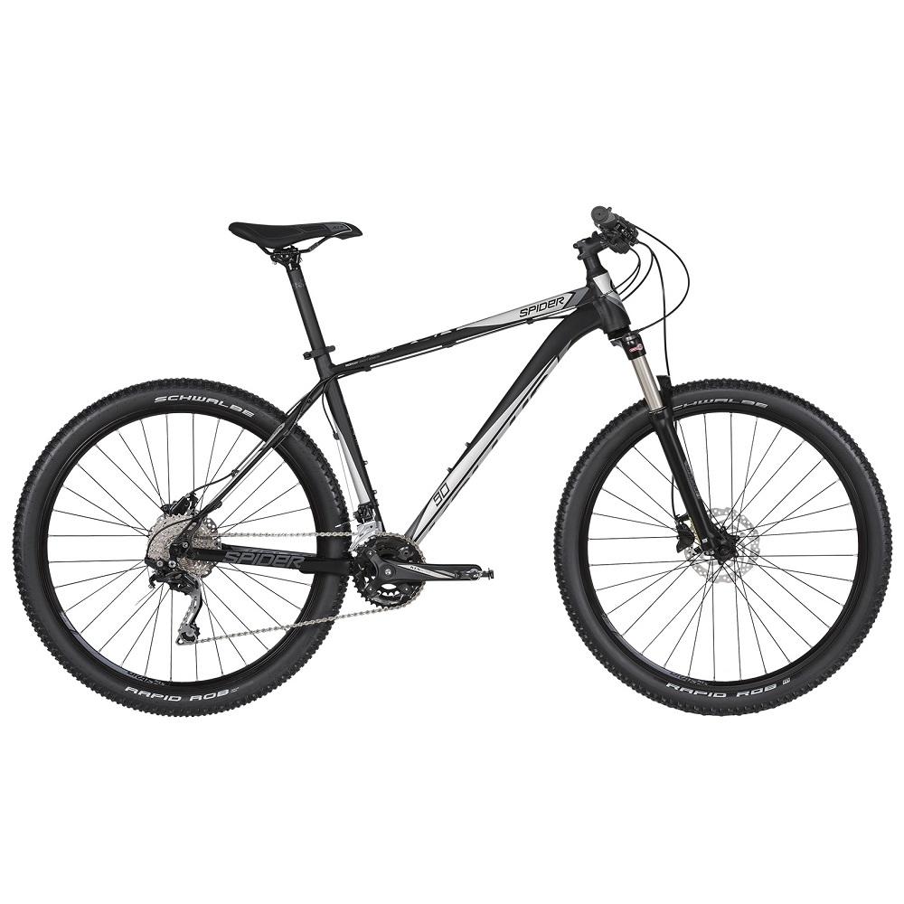 """Horský bicykel KELLYS SPIDER 90 27,5"""" - model 2019 S (17'') - Záruka 10 rokov"""