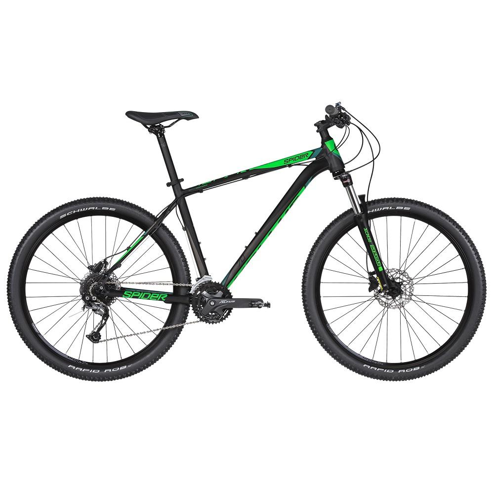 """Horský bicykel KELLYS SPIDER 70 27,5"""" - model 2019 S (17'') - Záruka 10 rokov"""