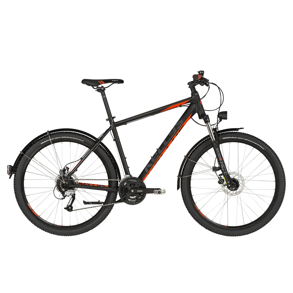 "Horský bicykel KELLYS MADMAN 60 29"" - model 2019 M (19'') - Záruka 10 rokov"