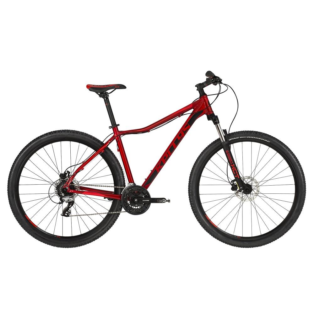 "Dámsky horský bicykel KELLYS VANITY 50 29"" - model 2019 M (17"") - Záruka 10 rokov"