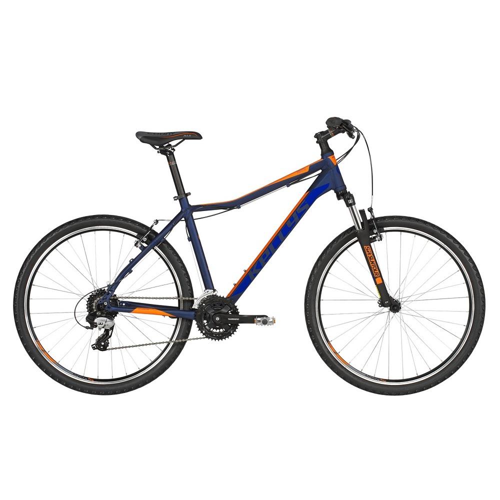 "Dámsky horský bicykel KELLYS VANITY 20 26"" 4.0 Neon Orange Blue - XS (13,5"") - Záruka 10 rokov"