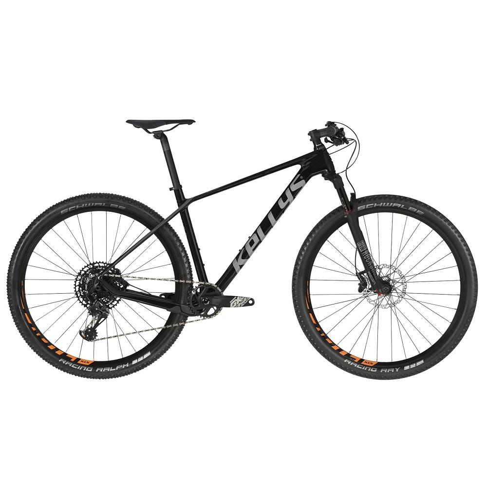 "Horský bicykel KELLYS HACKER 50 29"" - model 2019 S (16,5"") - Záruka 10 rokov"