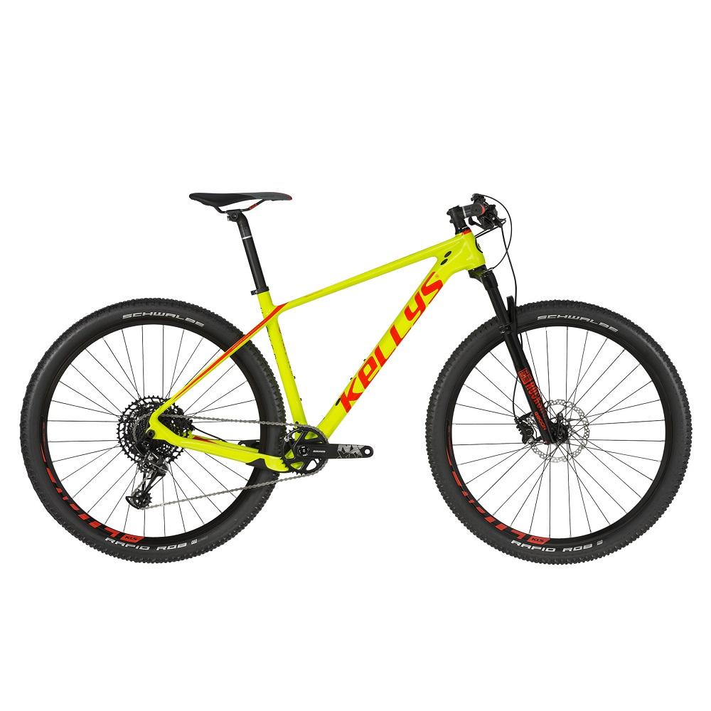 "Horský bicykel KELLYS HACKER 30 29"" - model 2019 L (20,5"") - Záruka 10 rokov"
