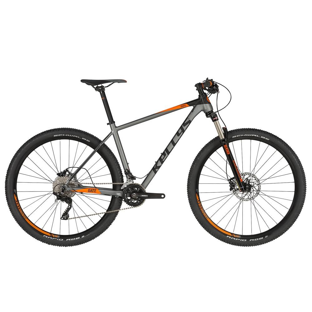 "Horský bicykel KELLYS GATE 30 29"" - model 2019 S (16,5"") - Záruka 10 rokov"