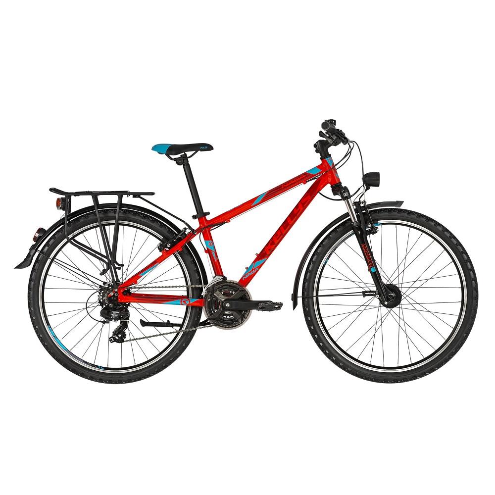 "Juniorský bicykel KELLYS NAGA 90 26"" - model 2019 - Záruka 10 rokov"