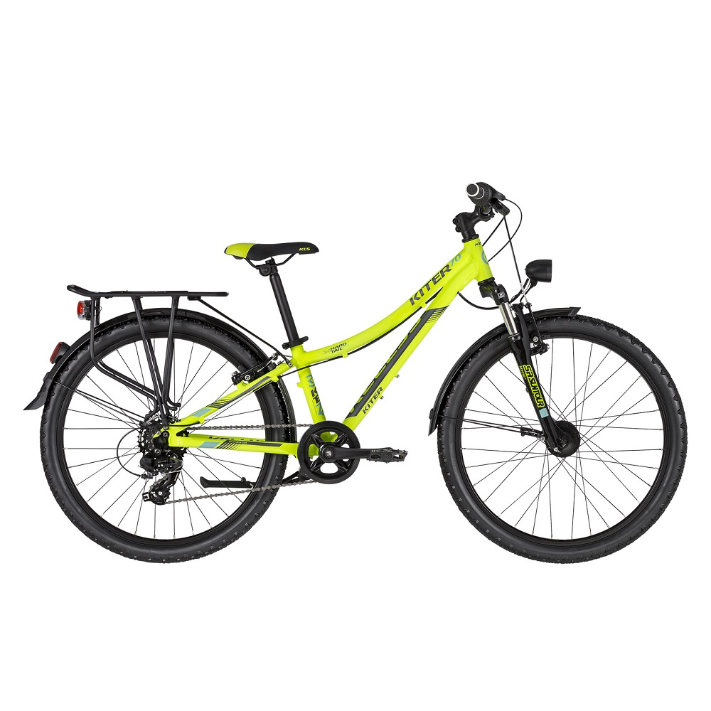 "Juniorský bicykel KELLYS KITER 70 24"" - model 2019 - Záruka 10 rokov"