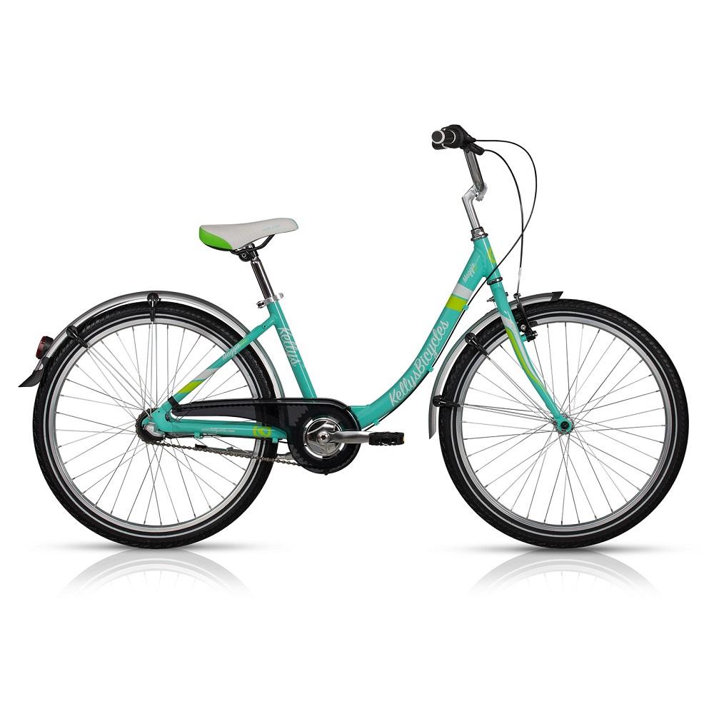 "Juniorský bicykel KELLYS MAGGIE 24"" - model 2020 - Záruka 10 rokov"