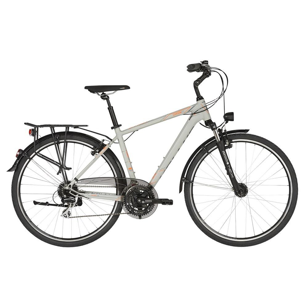 """Pánsky trekingový bicykel KELLYS CARSON 60 28"""" - model 2019 S (17'') - Záruka 10 rokov"""