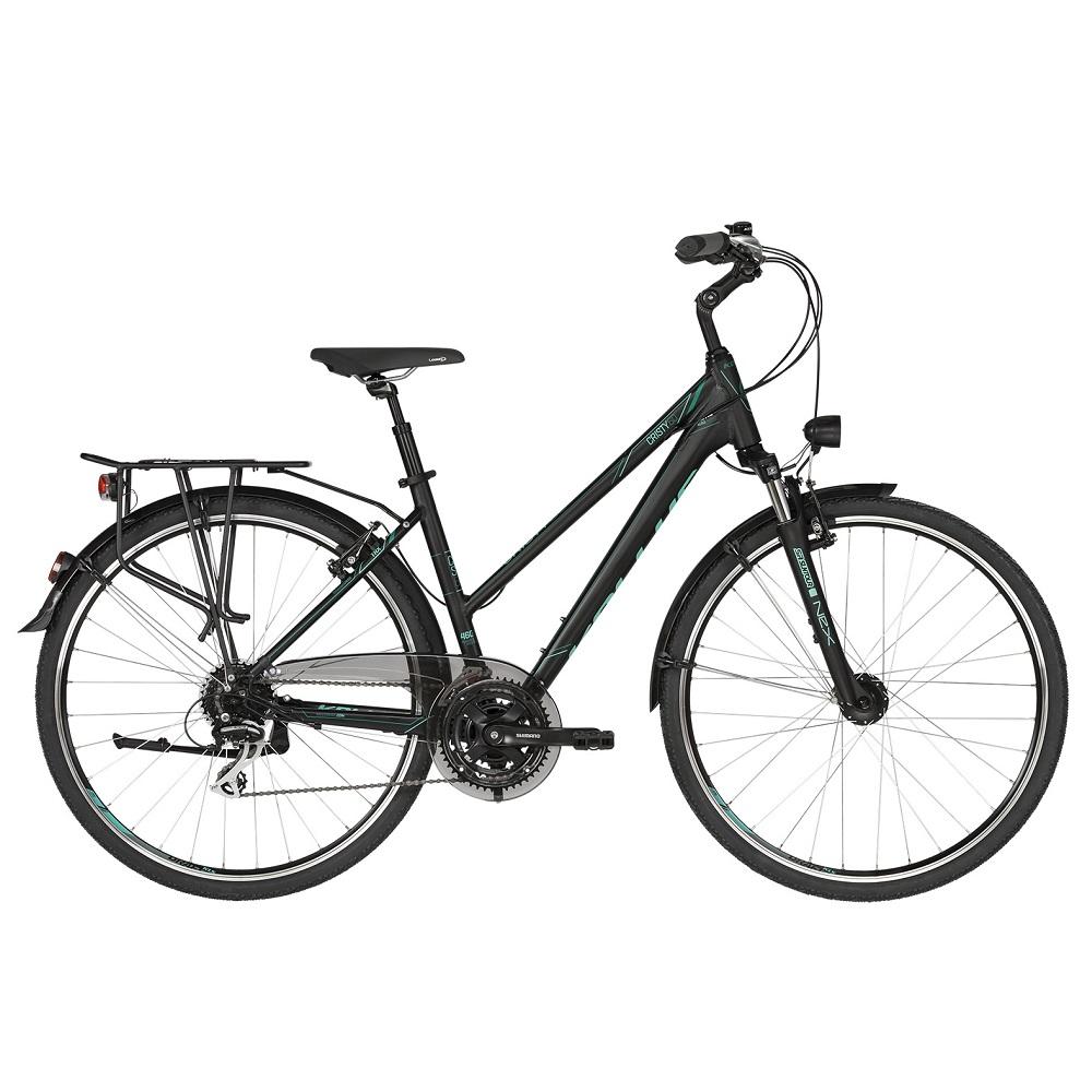 "Dámsky trekingový bicykel KELLYS CRISTY 60 28"" - model 2019 M - Záruka 10 rokov"