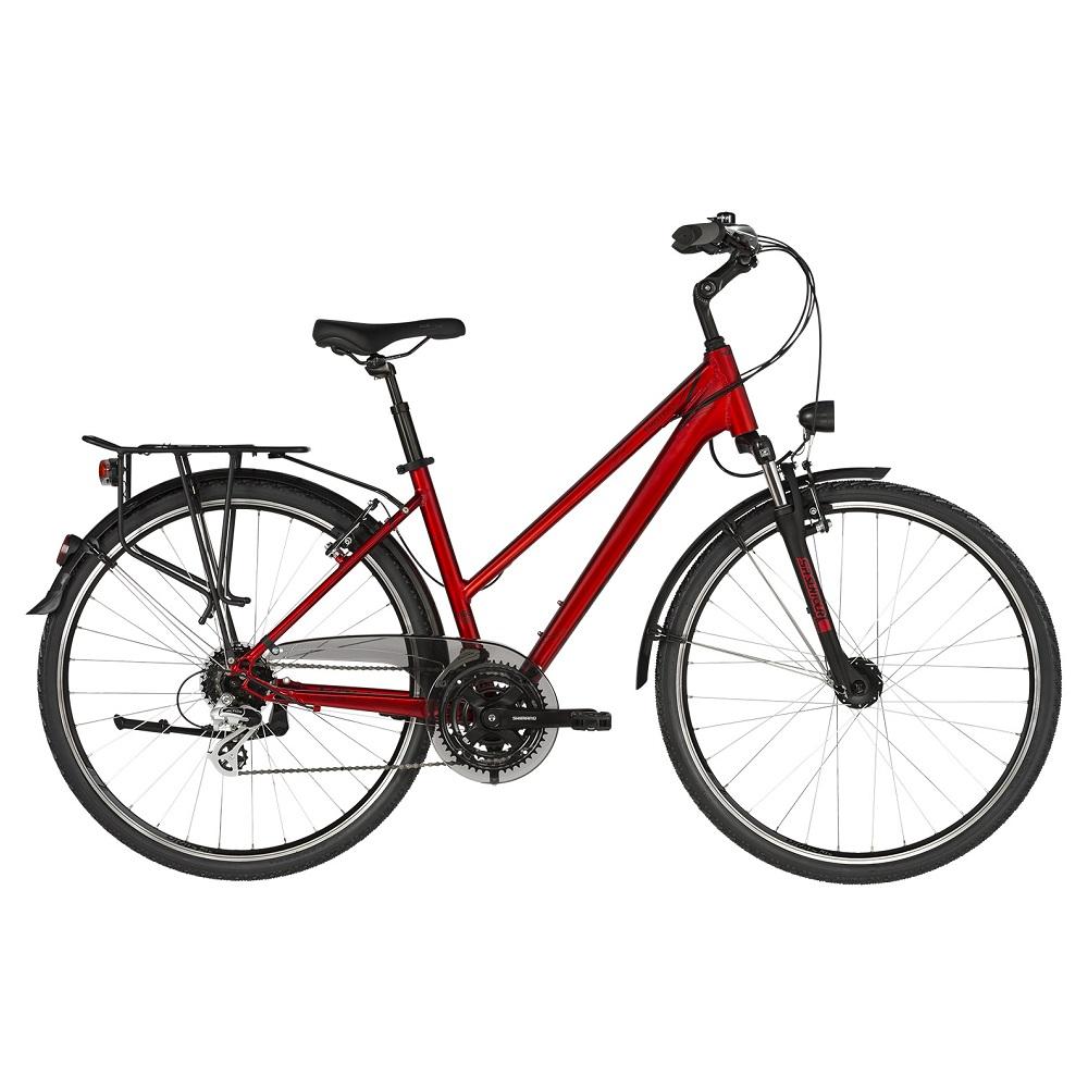 "Dámsky trekingový bicykel KELLYS CRISTY 40 28"" - model 2019 S - Záruka 10 rokov"