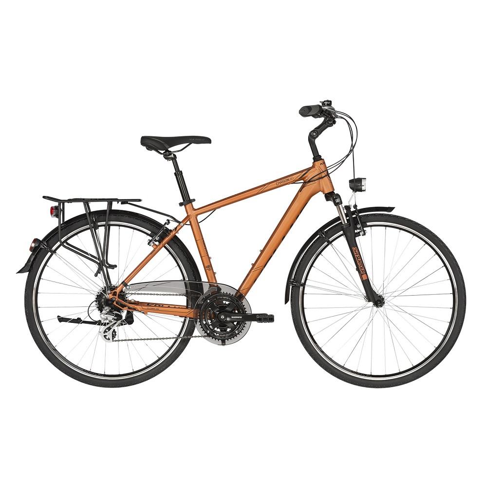 """Pánsky trekingový bicykel KELLYS CARSON 30 28"""" - model 2019 M (19'') - Záruka 10 rokov"""