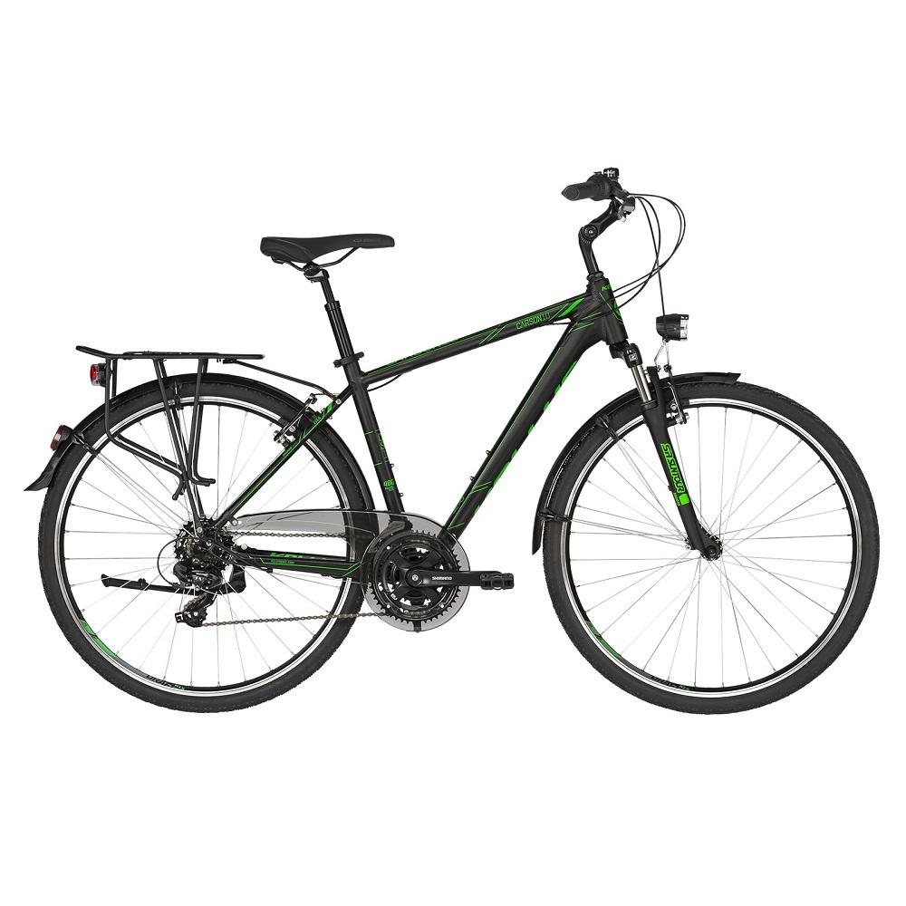 """Pánsky trekingový bicykel KELLYS CARSON 10 28"""" - model 2019 S (17'') - Záruka 10 rokov"""
