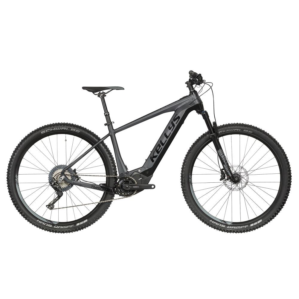 """Horský elektrobicykel KELLYS TYGON 70 27,5"""" - model 2019 S (15,5"""") - Záruka 10 rokov"""