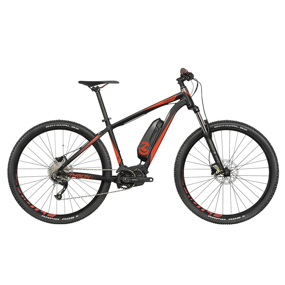 """Horský elektrobicykel KELLYS TYGON 10 29"""" - model 2019 L (19,5"""") - Záruka 10 rokov"""