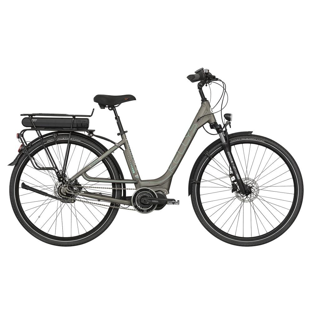 """Mestský elektrobicykel KELLYS ESTIMA 50 28"""" - model 2019 S (17,5"""") - Záruka 10 rokov"""