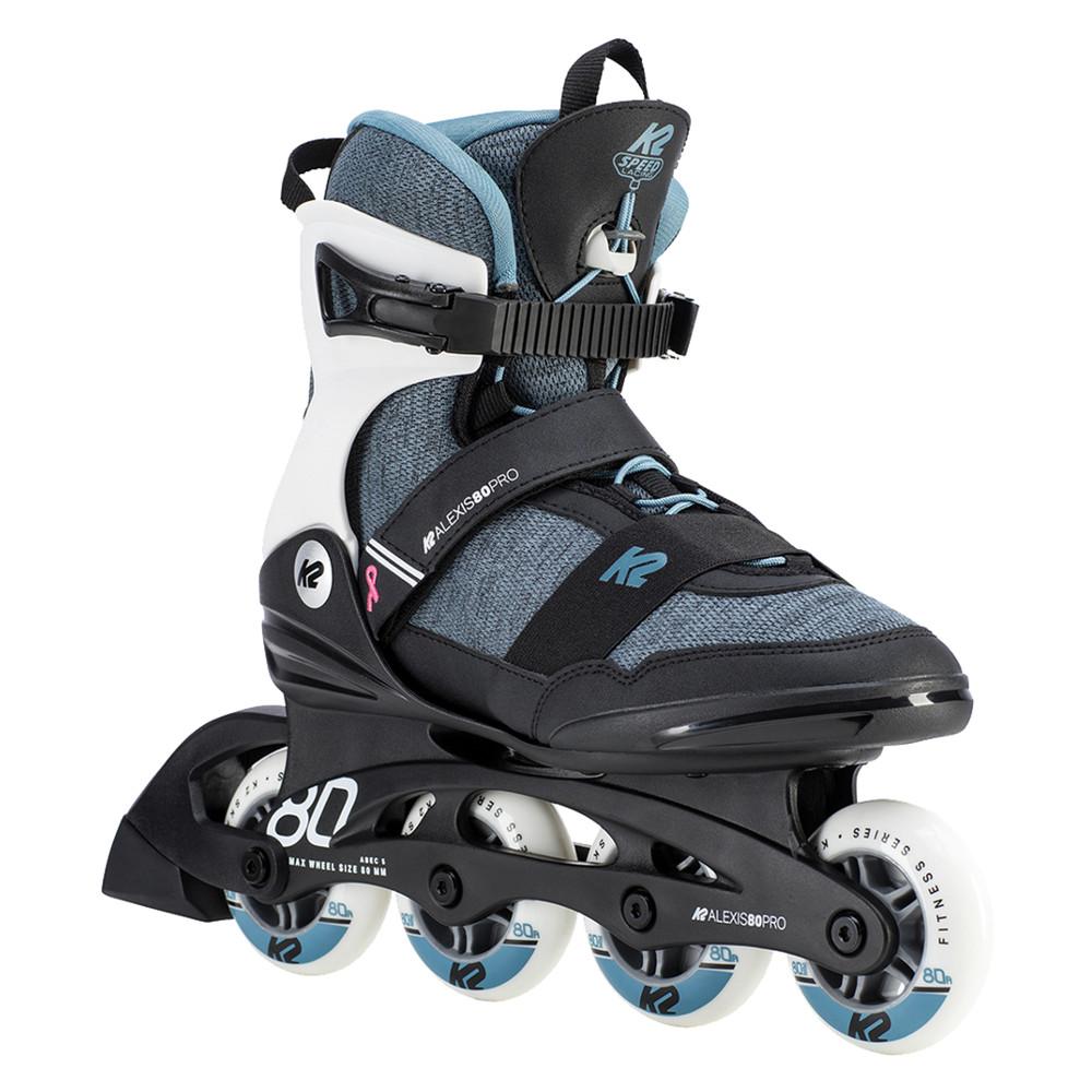 Dámske kolieskové korčule K2 Alexis 80 Pro