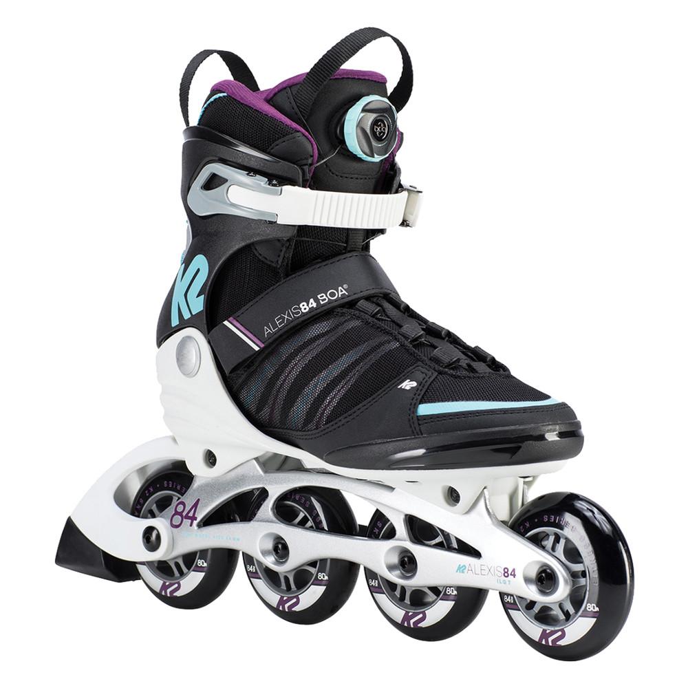 Dámske kolieskové korčule K2 Alexis 84 BOA 42
