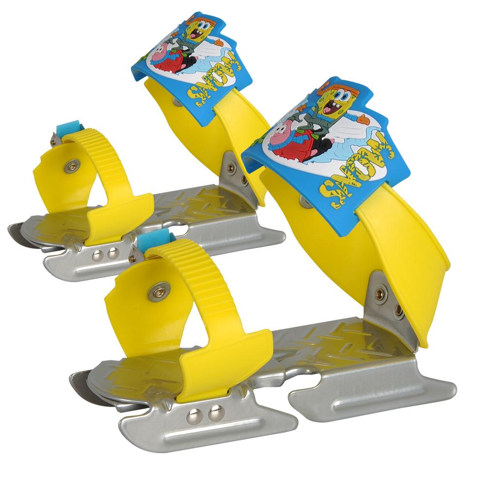 Detské korčule Kačenky SpongeBog