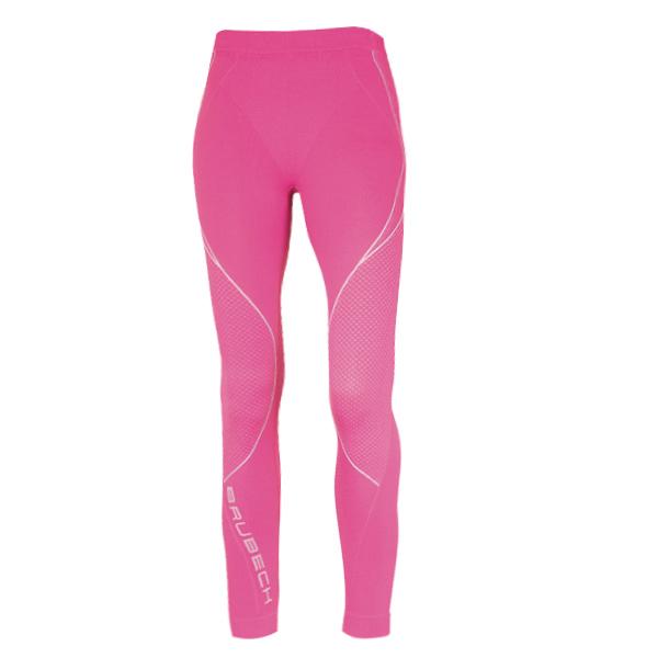 Dámske termo nohavice Brubeck THERMO ružová - L b096d1d7a0