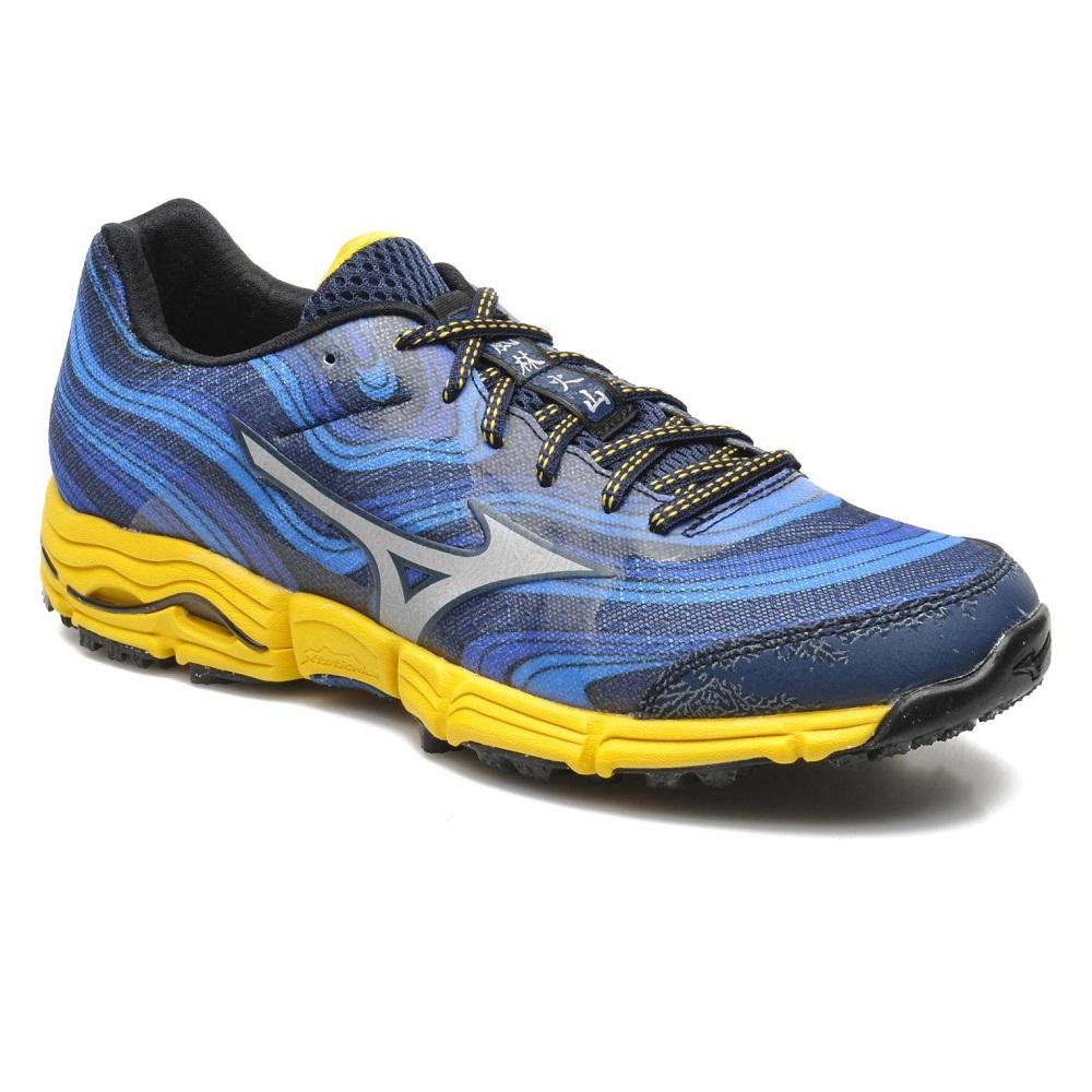 Pánska trailová obuv Mizuno Wave Kazan 44