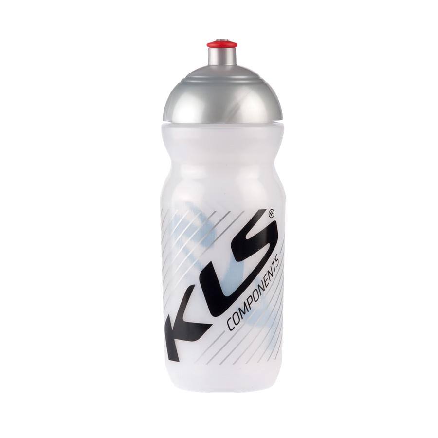 Cyklo láhev KELLYS GOBI 0,5 l bielo-šedá