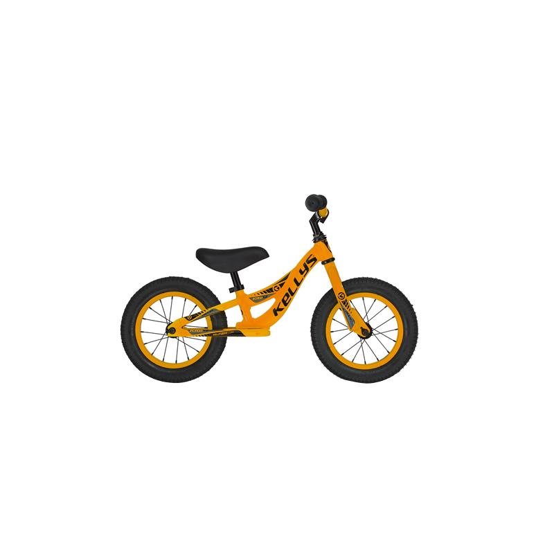 Odrážadlo KELLYS KITE 12 neónovo oranžová - Záruka 5 rokov