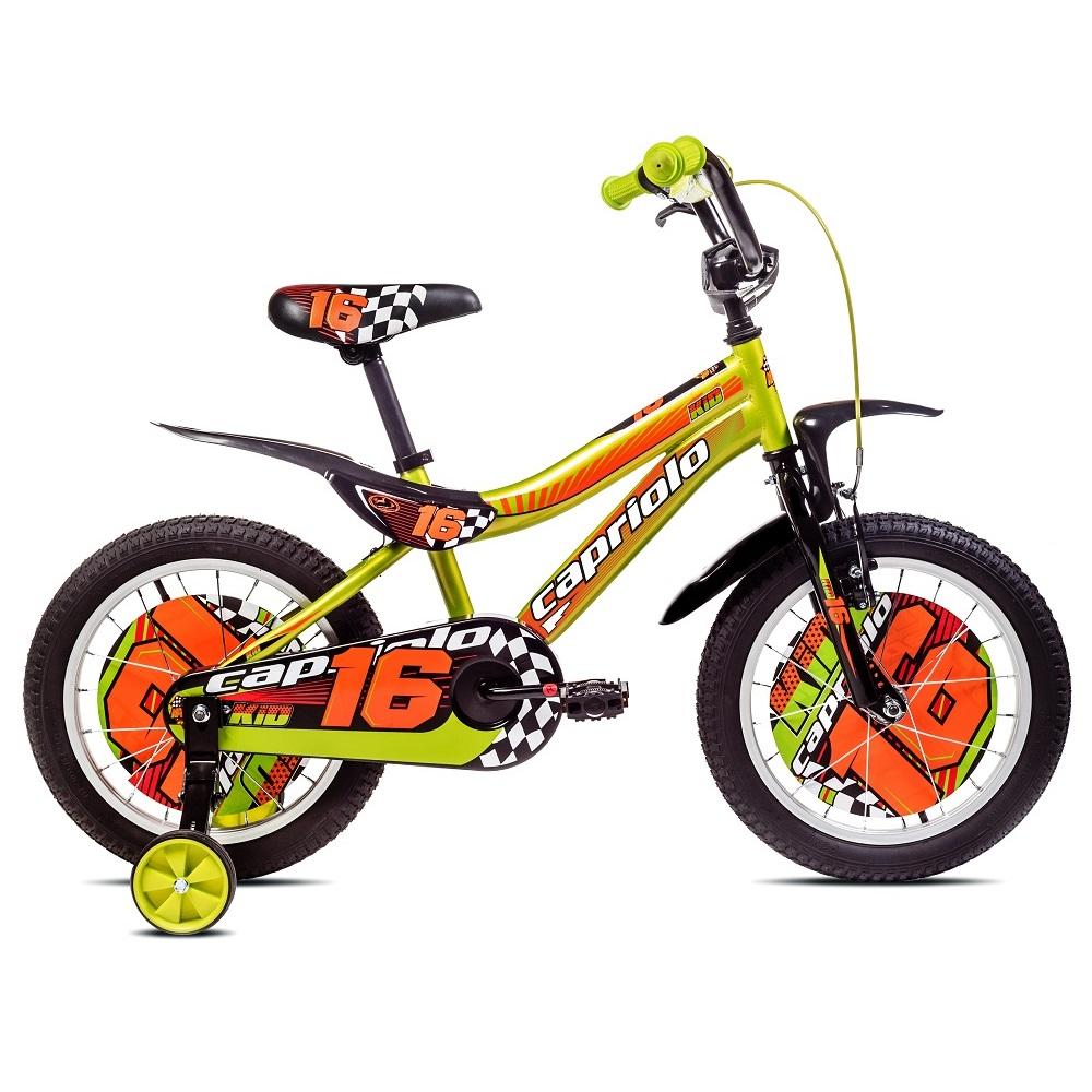 Detský bicykel Capriolo Kid 16