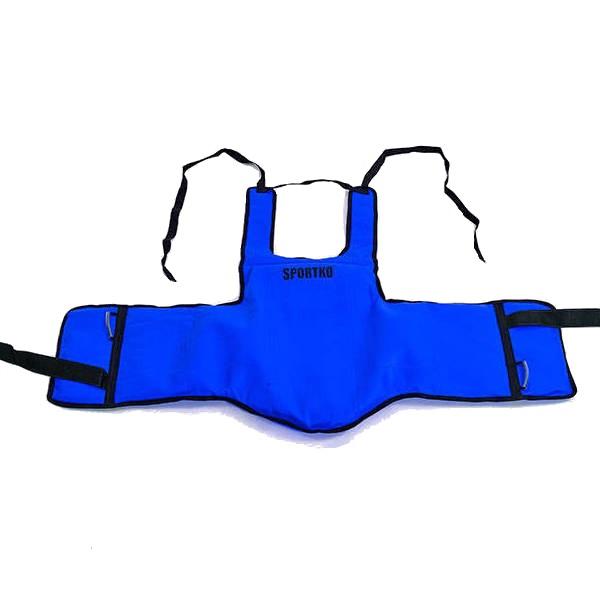 Chránič tela SportKO 334 modrá
