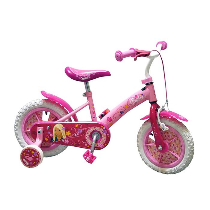 Detský bicykel Barbie 12