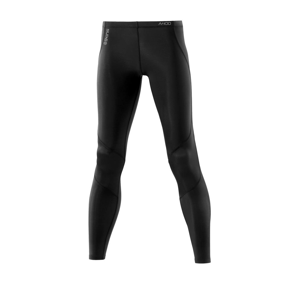 Dámske dlhé kompresné nohavice Skins A400