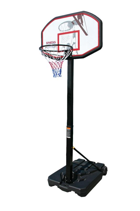 Stojanový basket kôš LIFE TIME PRO COURT Spartan