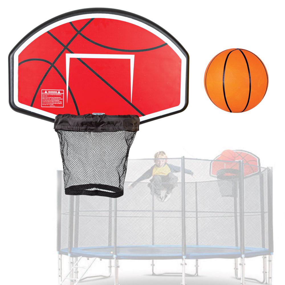Basketbalový systém pre trampolíny inSPORTline Projammer