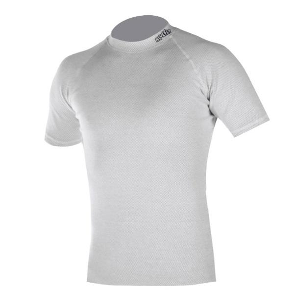 Detské termo tričko krátky rukáv Blue Fly Termo Duo - inSPORTline e25ced631f3