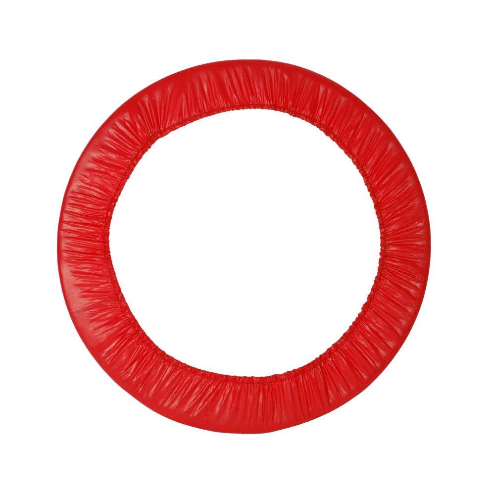Kryt pružín na trampolínu Skippy Plus 122 cm červená