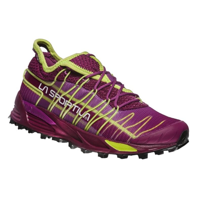 4d478fe47daa Dámske trailové topánky La Sportiva Mutant Women Plum Apple Green - 36
