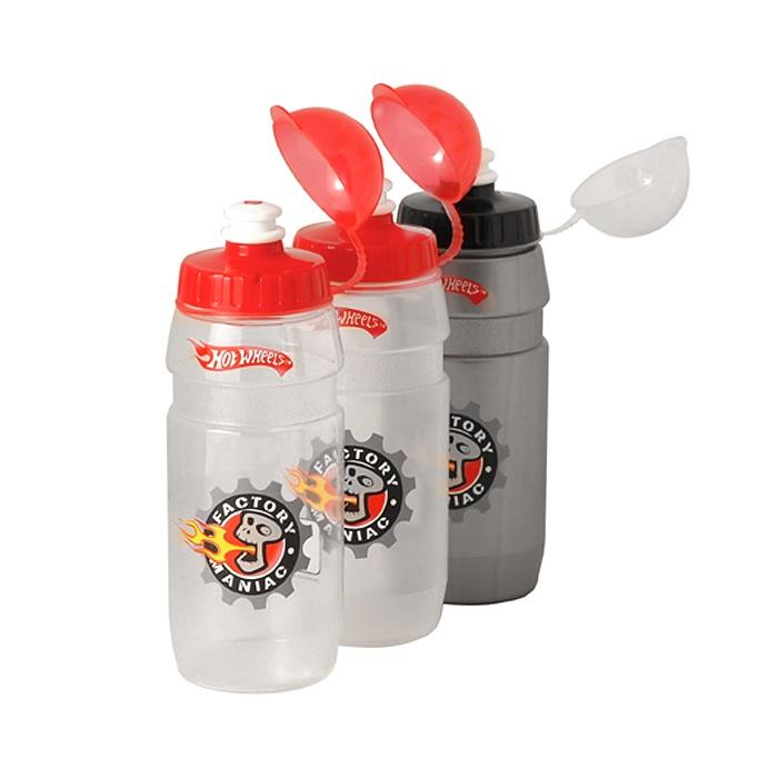 Hot Wheels - plastová fľaša