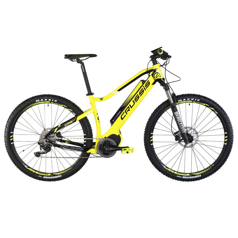 "Horský elektrobicykel Crussis e-Largo 8.4-S - model 2019 18"" - Záruka 10 rokov"