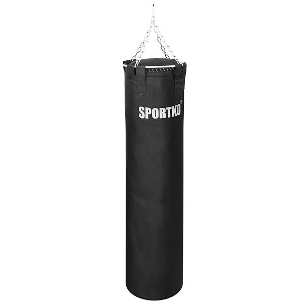 Kožené boxovacie vrece SportKO Leather 35x150 cm