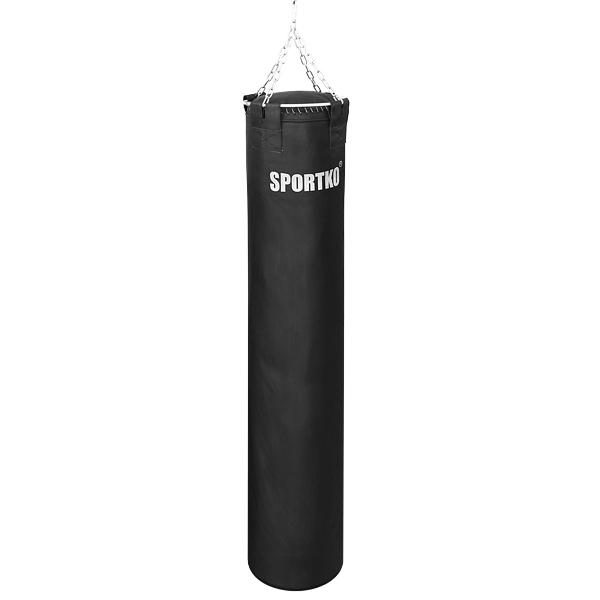 Kožené boxovacie vrece SportKO Leather 35x200 cm