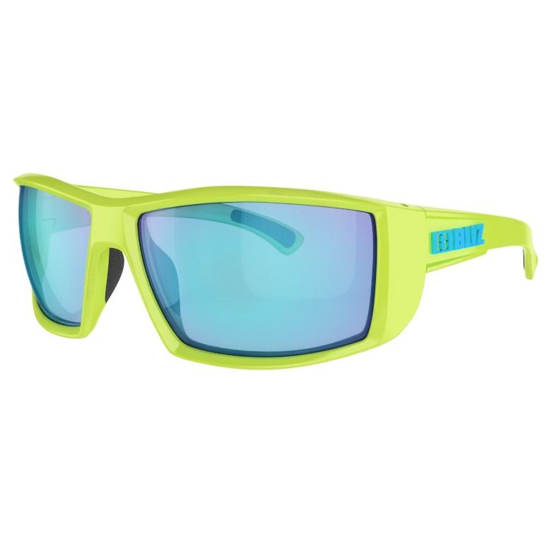 Športové slnečné okuliare Bliz Drift limetková