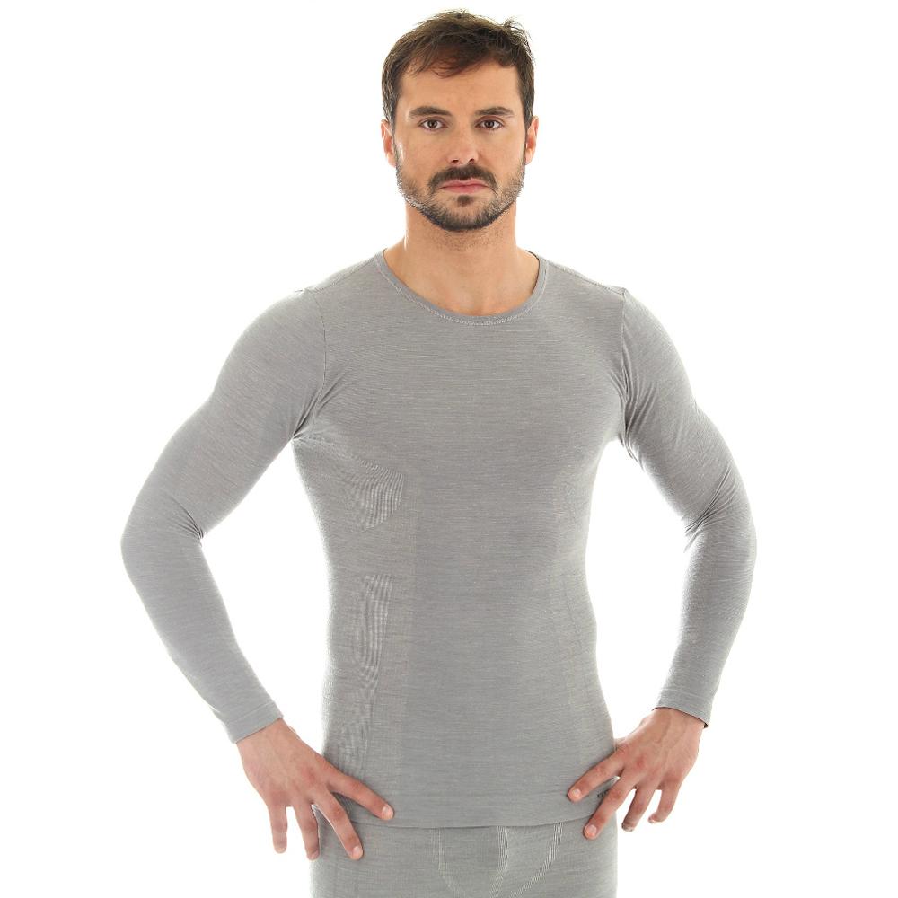 Pánské tričko Brubeck - dlhý rukáv