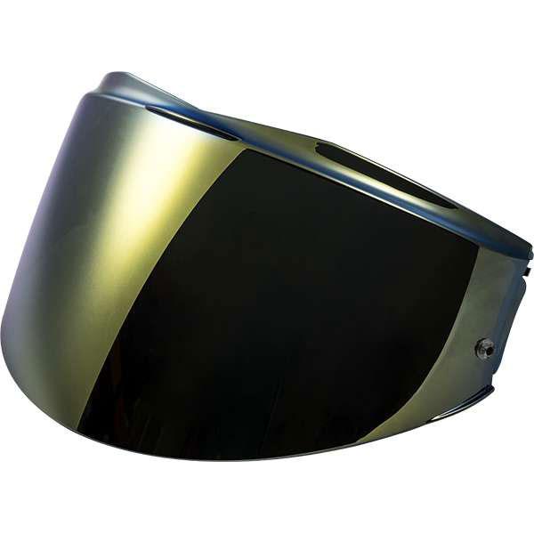 Náhradné plexi na prilbu LS2 FF399 Valiant gold