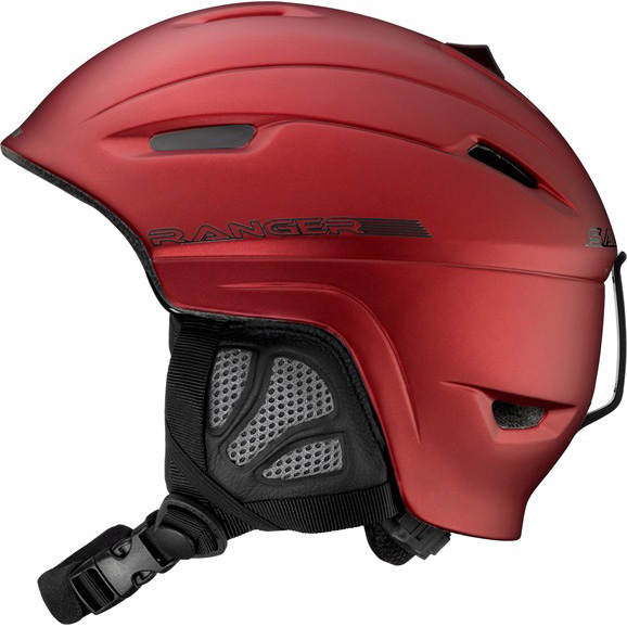 Lyžiarska prilba SALOMON Ranger červená - XS-S (54-56)