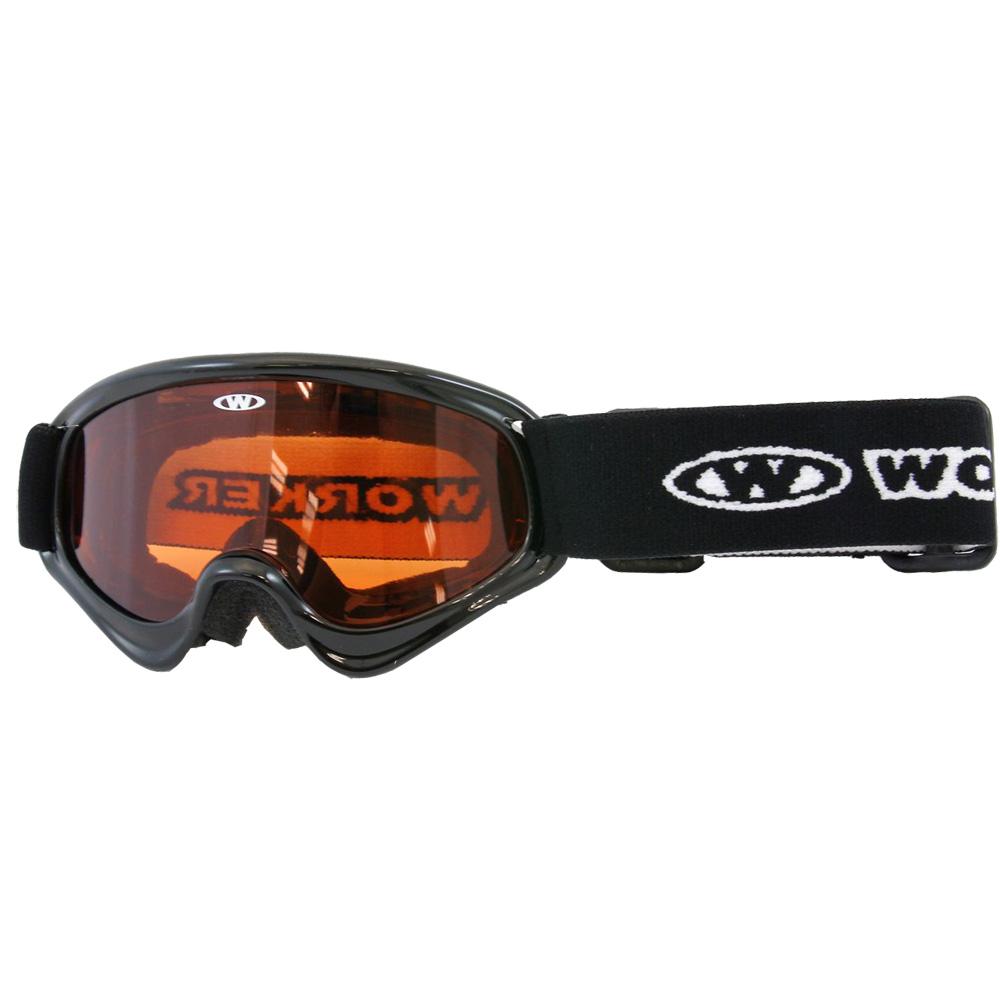 Detské lyžiarske okuliare WORKER Sterling - inSPORTline b460362963b