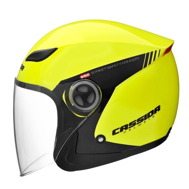 Moto prilba Cassida Reflex Safety