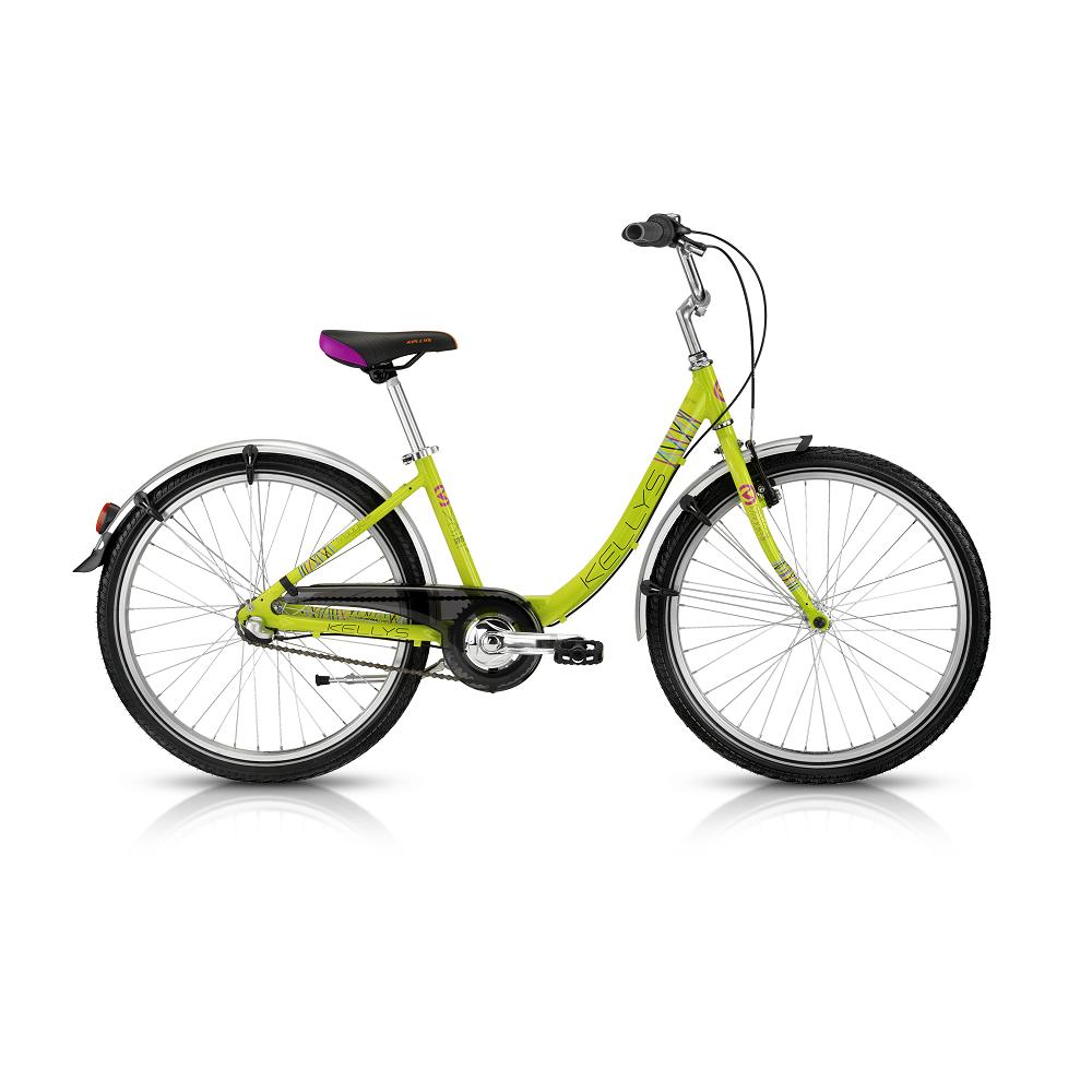 "Juniorský bicykel KELLYS MAGGIE 24"" - model 2016 - Záruka 5 rokov"