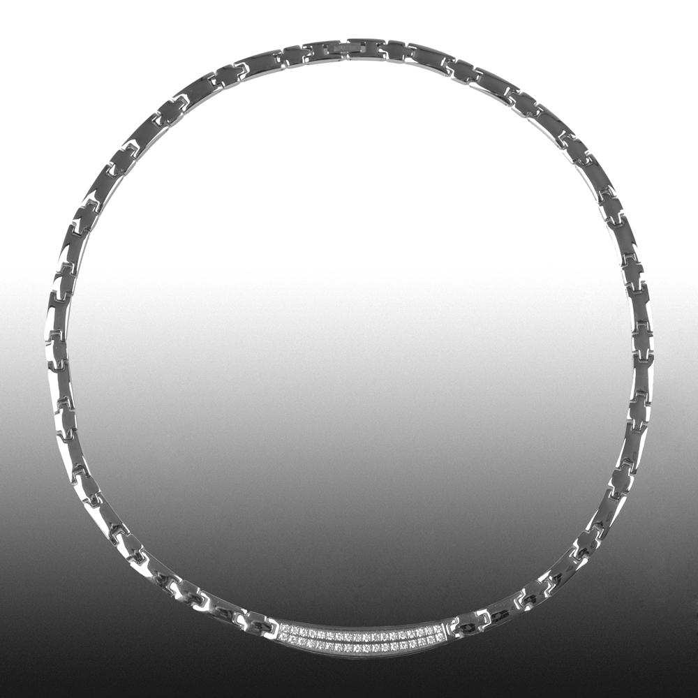 Magnetický náhrdelník inSPORTline Livramento