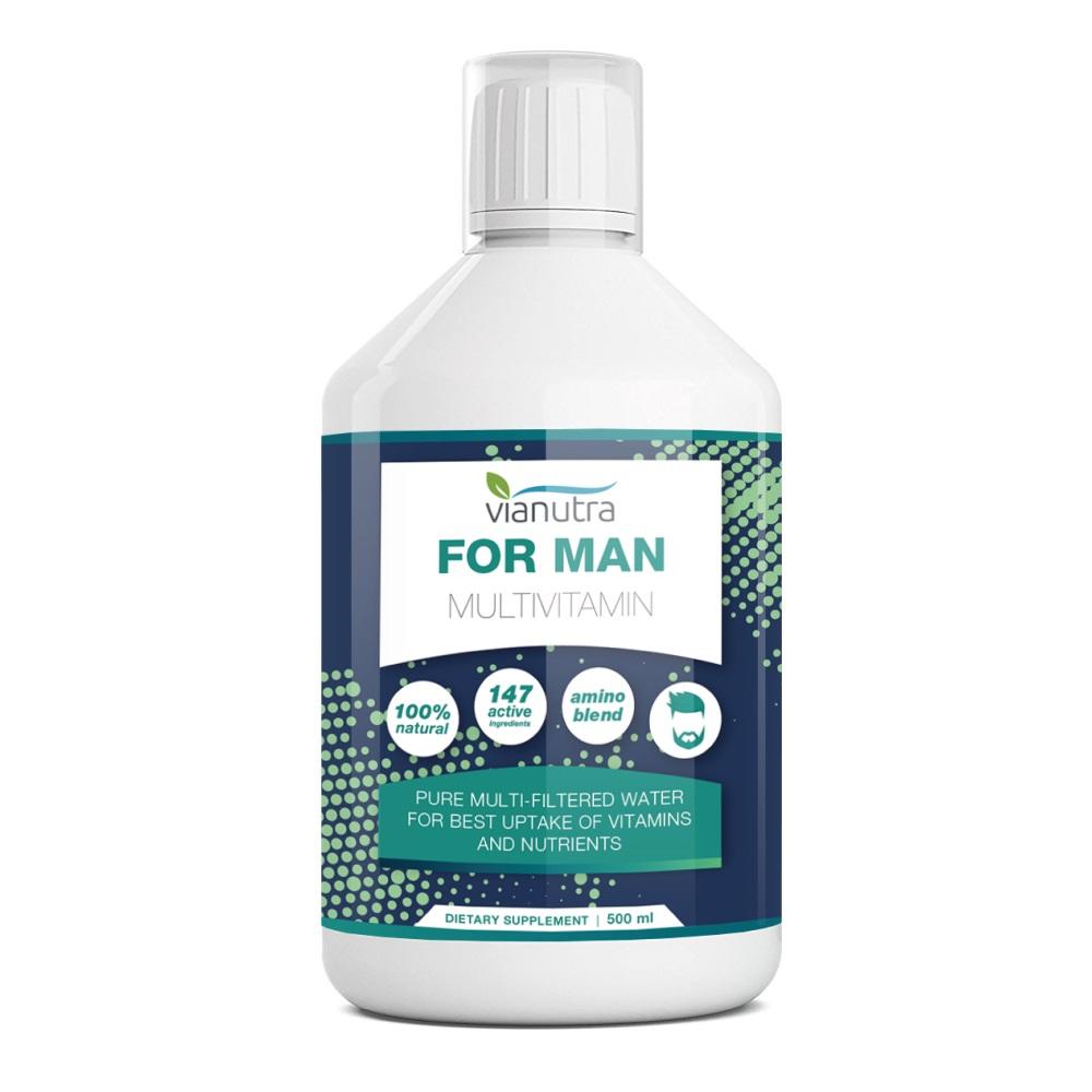 Multivitamín pre mužov Vianutra For Man