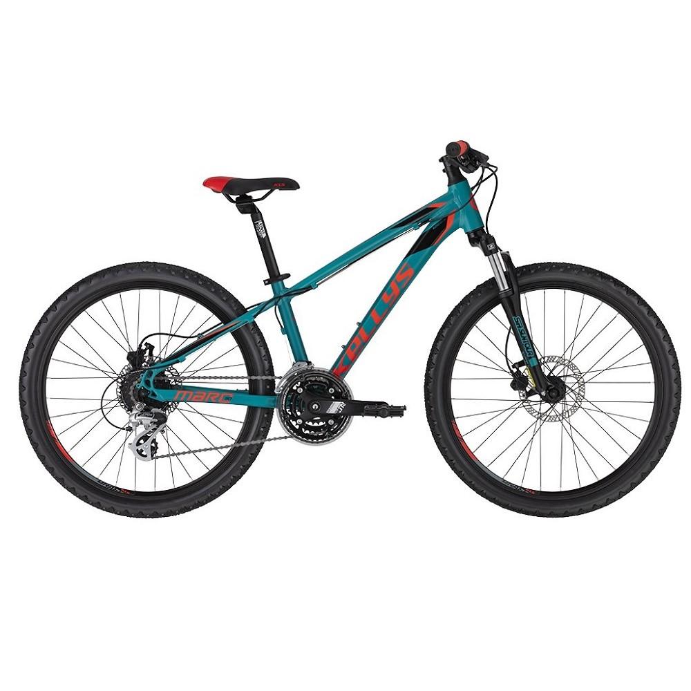 "Juniorský bicykel KELLYS MARC 90 24"" - model 2021 12,5"""