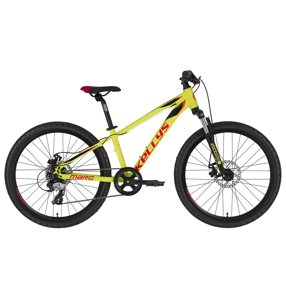 "Juniorský bicykel KELLYS MARC 50 24"" - model 2020 12,5"" - Záruka 10 rokov"
